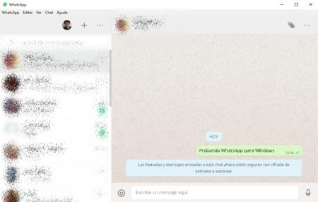 WhatsApp lanza clientes para Windows y OS X, pero no son lo que se esperaba