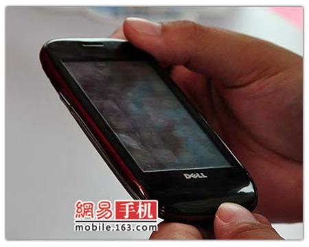 Dell Mini 3i presentado en China, con Android