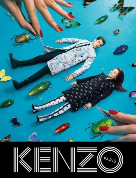 La magia de Kenzo en la mejor campaña del otoño