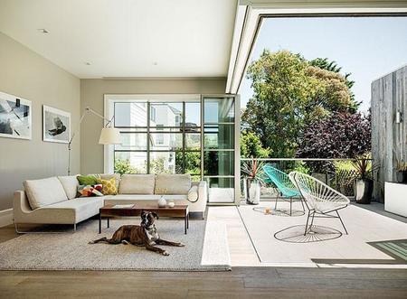 Moderna y elegante, la reforma perfecta de una casa victoriana