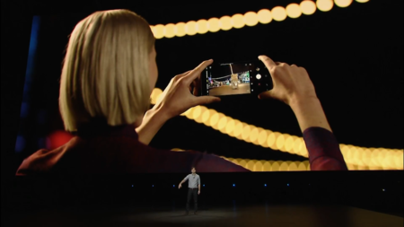 La cámara del Samsung Galaxy Note 9