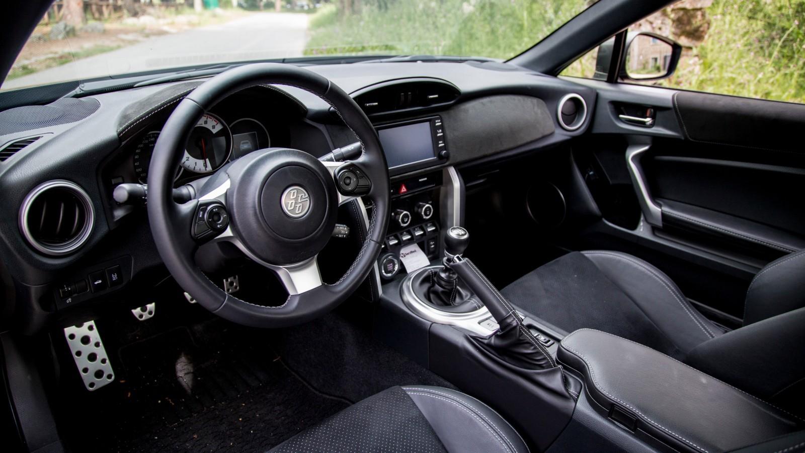 Foto de Toyota GT86 - Fotos interiores (13/28)