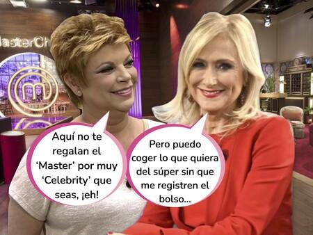 De tertulianas de Telecinco a concursantes en TVE: Cristina Cifuentes y Terelu Campos, fichajes bomba de 'MasterChef Celebrity 6'