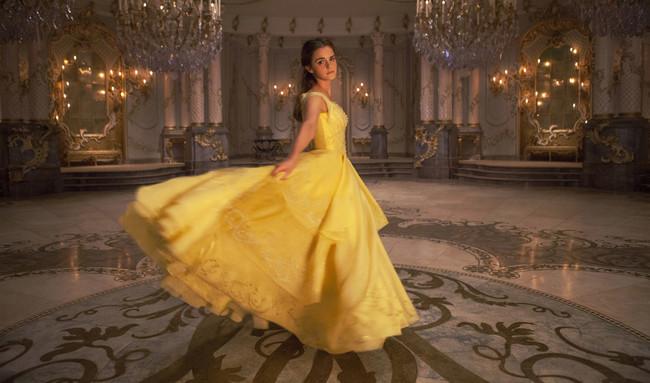 Vestido Amarillo De La Bella Y La Bestia