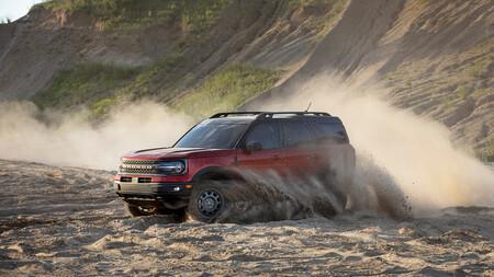 México es más que sólo fábricas: el 70% de la ingeniería del Ford Bronco Sport se hizo por mexicanos