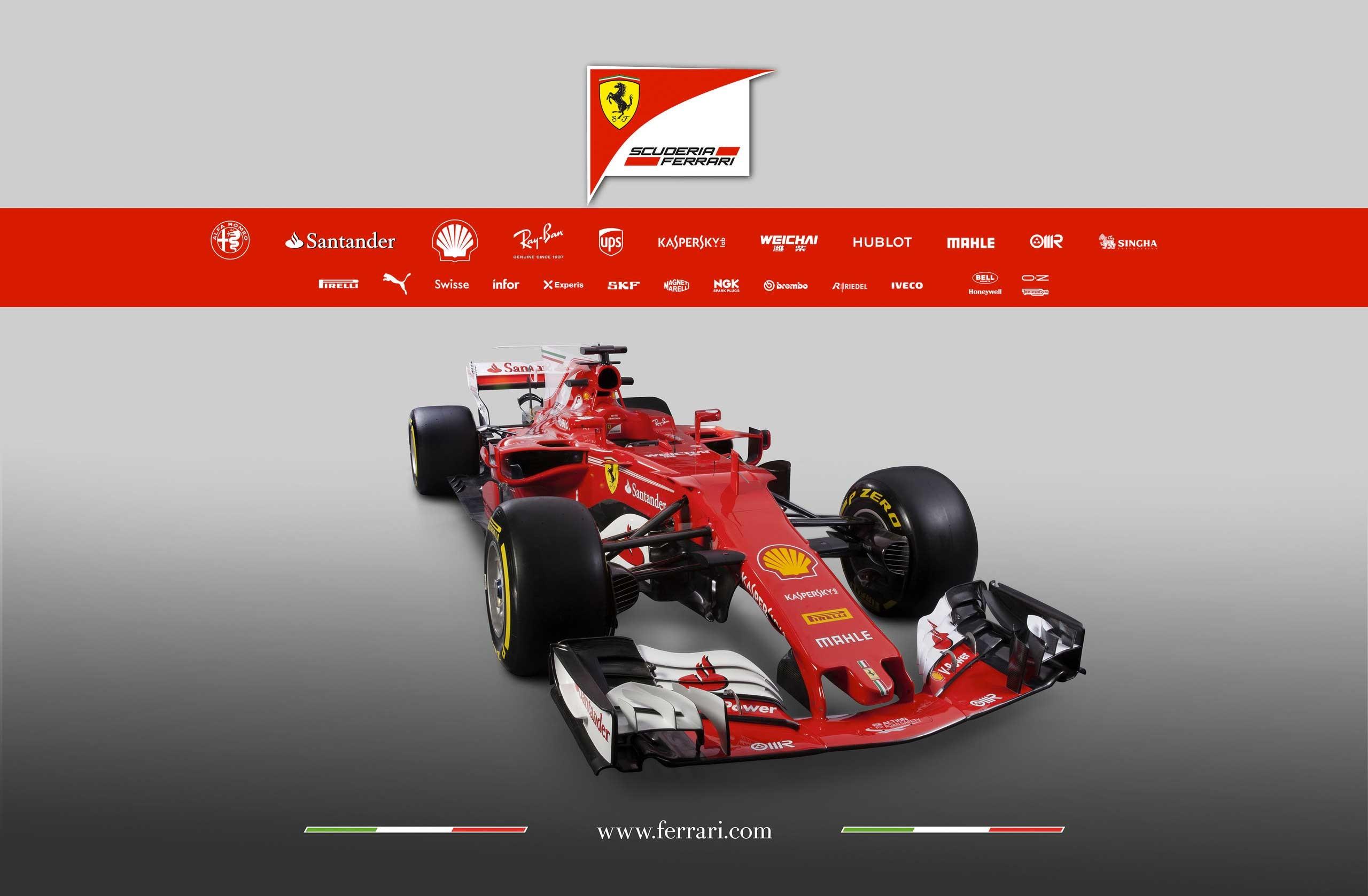 Foto de Ferrari SF70H (1/5)