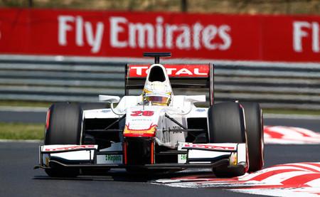 Arthur Pic y Stoffel Vandoorne triunfan en Hungaroring, Jolyon Palmer es más líder