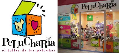 PeLuChaRia, peluches personalizados