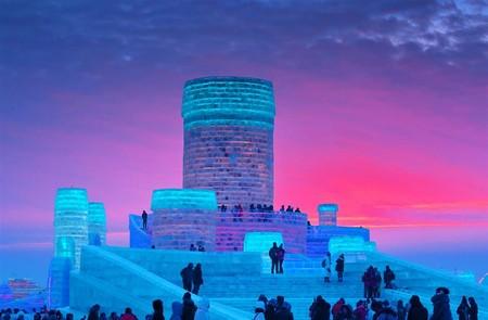 Espectacular Festival De Nieve Y Hielo De China 033fba05 840x550