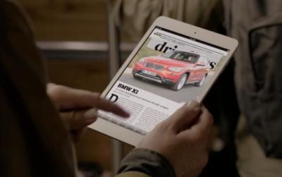 ¿Te da miedo ese marco tan delgado del iPad mini? Apple ha pensado en ello