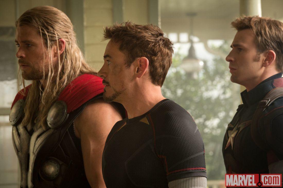 Foto de 'Los Vengadores 2: La era de Ultrón' (9/12)