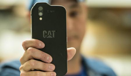 4c8eb752142 Cat S61: el cuerpo más resistente y cámara térmica con streaming para el  sector industrial