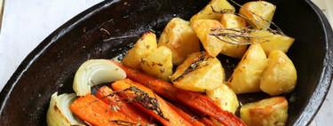 Cómo cocinar verduras para chuparse los dedos. Consejos para asarlas