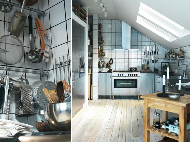 Catálogo ikea 2013 - cocinas - nuevas tendencias - industrial