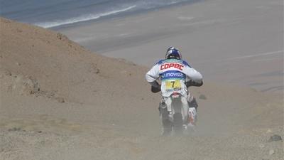 Dakar 2013: Pisco - Nazca, etapa 3