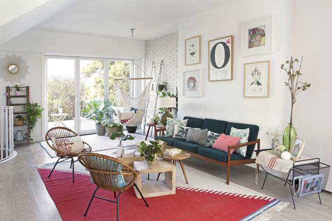 La fusión funciona: ¿Cómo concebir hogares de líneas bohemias sin copiar patrones de estilo?