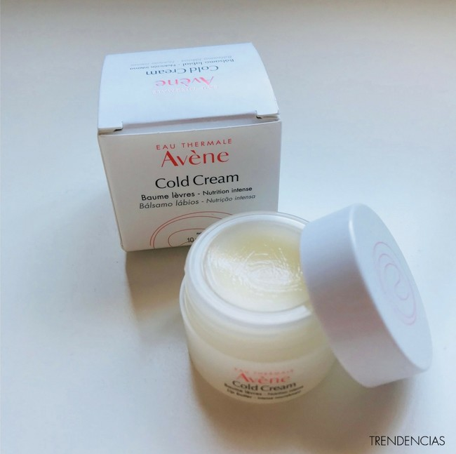 hemos probado avene cold cream labios review