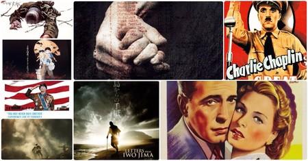 La Segunda Guerra Mundial contada a través de 25 películas y una serie definitiva
