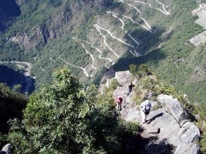 Camino del Inca: completo. Ruta alternativa.