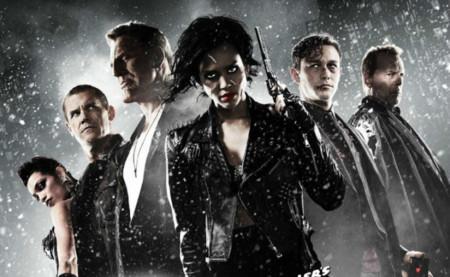 Cómic en cine: 'Sin City: Una dama por la que matar', de Frank Miller y Robert Rodríguez