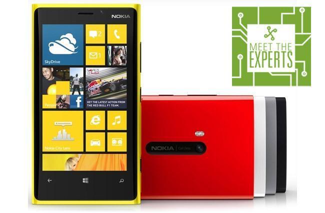 Nokia Lumia en premios xataka