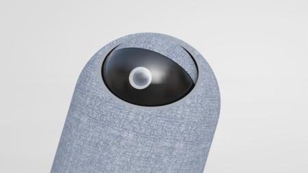 Big-I, el adorable robot que hace compañía a nuestra familia y cuida de nuestro hogar