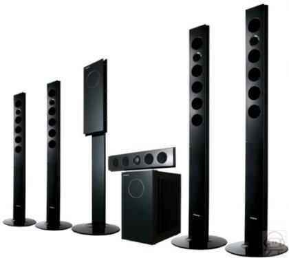 Sistema de sonido Cine en Casa de Samsung