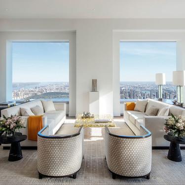 Jennifer Lopez compra un apartamento por 15 millones de dólares en el exclusivo edificio 432 Park Avenue en New York