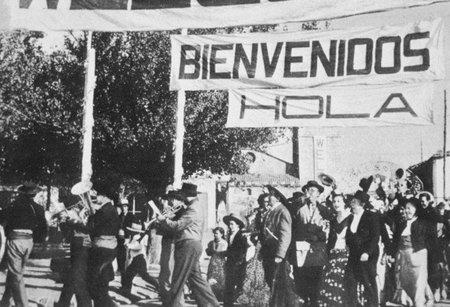Berlanga, homenajeado en Santander con la proyección de 'Bienvenido Mr. Marshall'