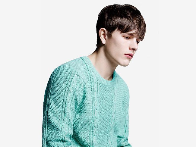 Pull&Bear Jersey lookbook febrero 2013