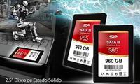 Silicon Power se acerca a los gamers con SSDs Slim S85 y Velox V85