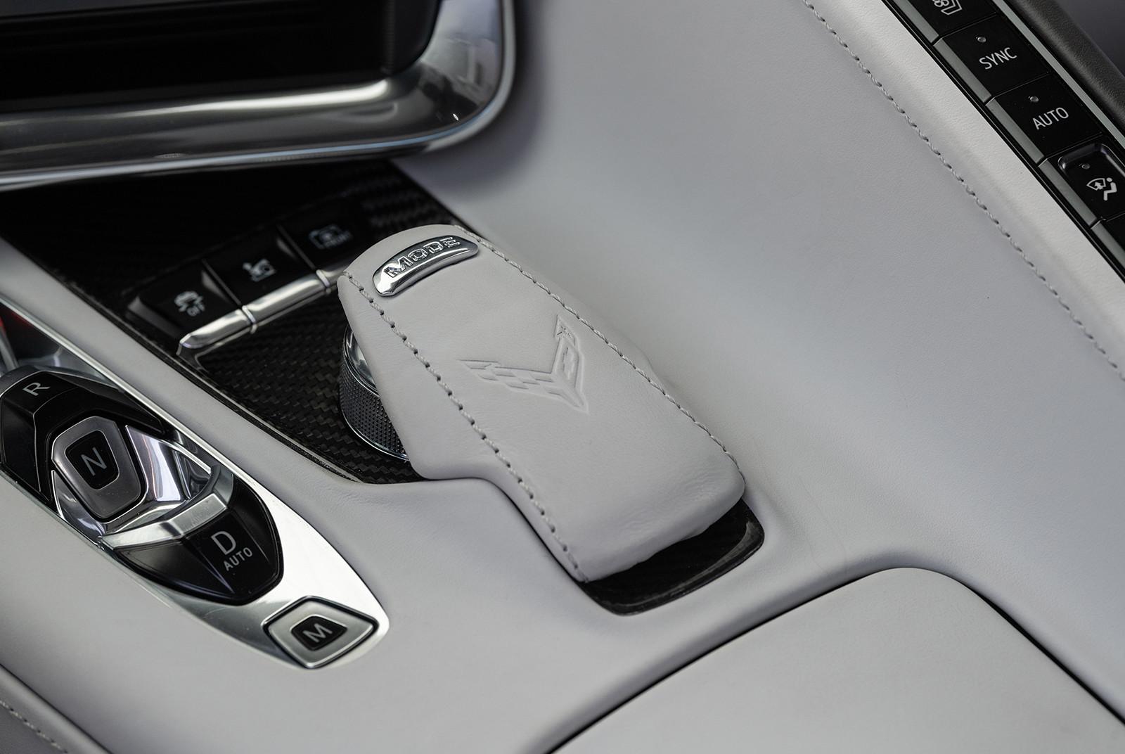 Foto de Chevrolet Corvette 2020 (prueba) (63/73)