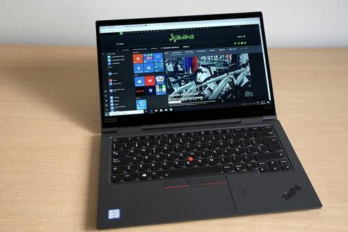 Lenovo Thinkpad X1 Yoga, análisis: más compacto pero con el teclado que siempre nos enamora
