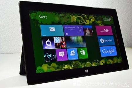 Microsoft está de acuerdo con ofrecer tablets más pequeños con Windows 8