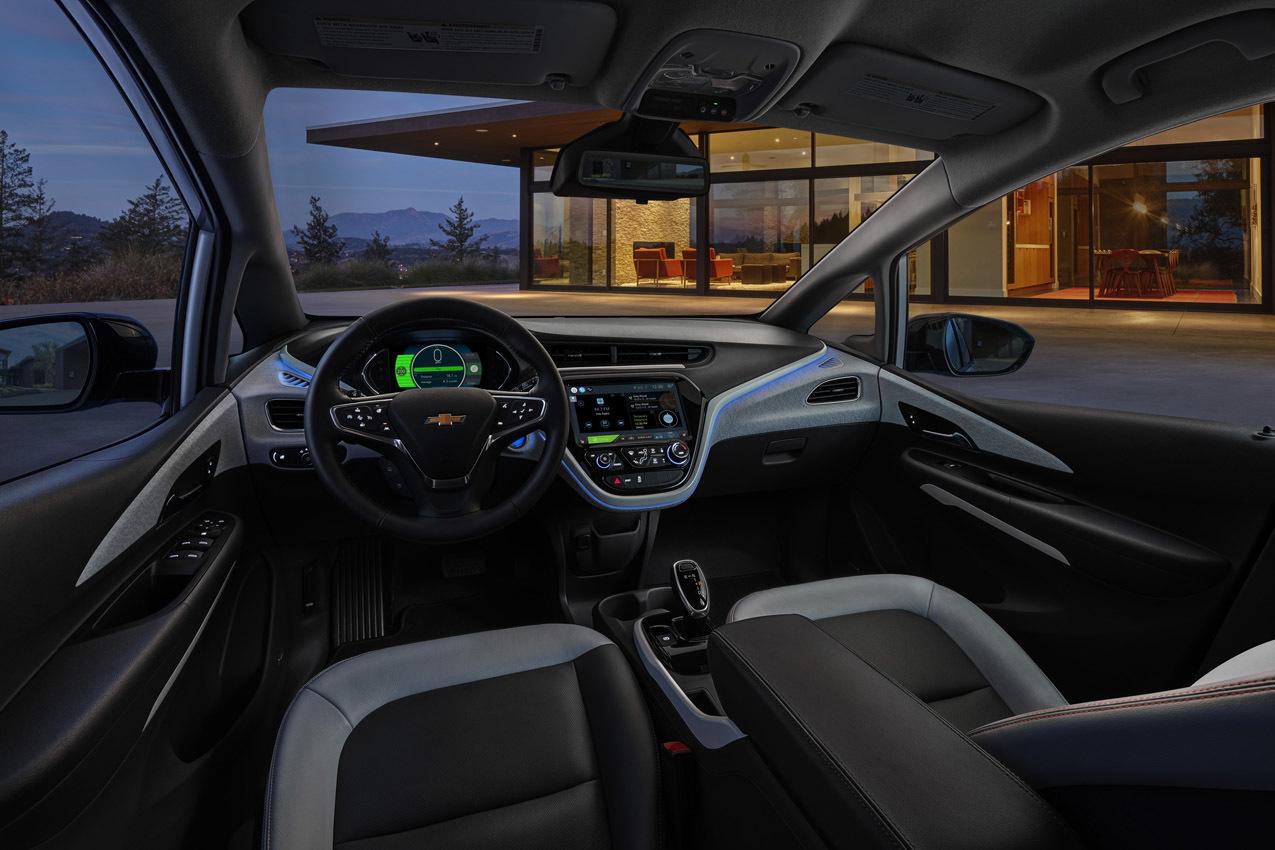 Foto de 2017 Chevrolet Bolt EV (6/25)