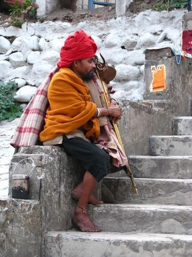 Caminos de la India: Rishikech y la meditación
