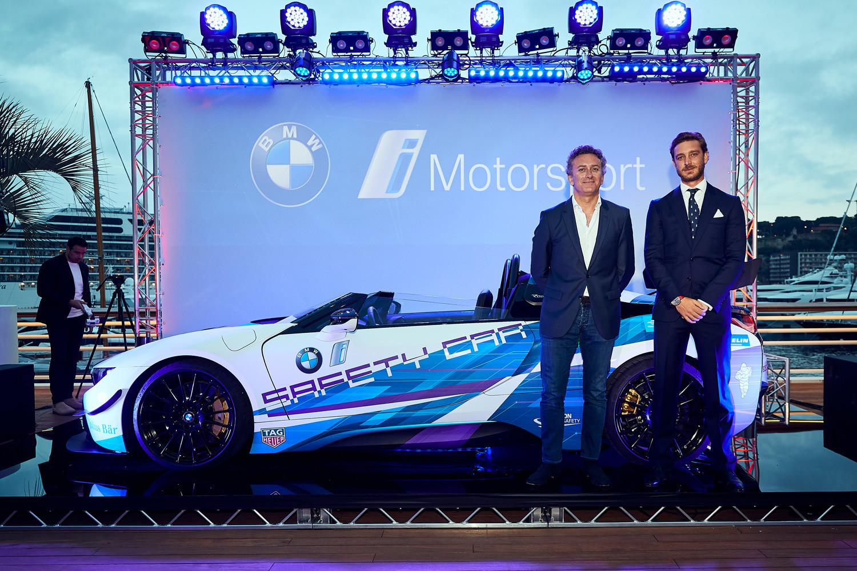Foto de BMW i8 Roadster Formula E Safety Car (6/9)