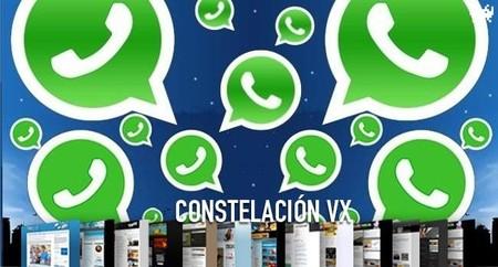 Cómo evitar el doble check azul en WhatsApp y recurrir las multas más habituales. Constelación VX (CCXV)