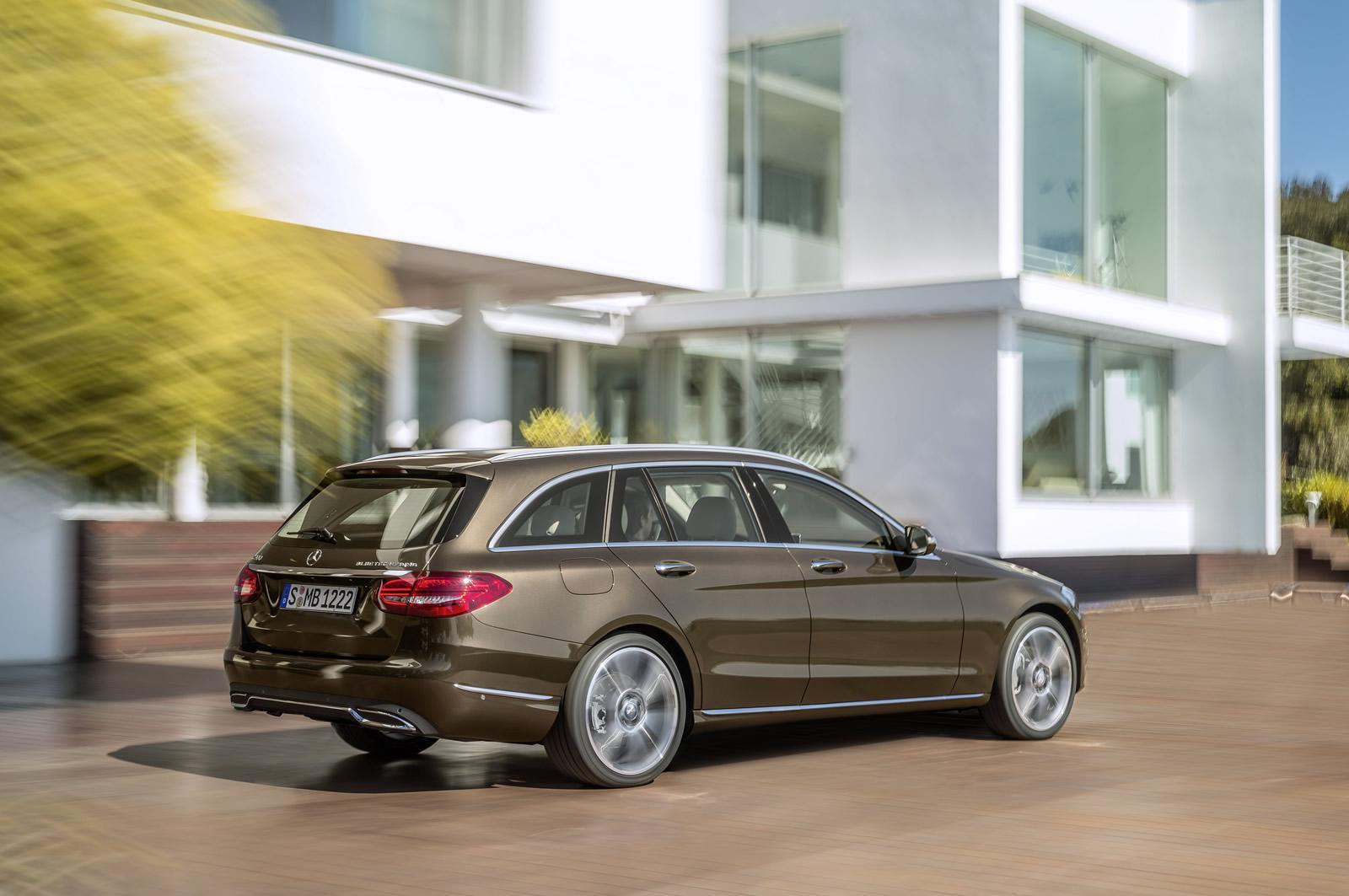 Foto de Mercedes-Benz Clase C Estate 2014 (12/36)