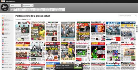 ¿Qué portadas vienen hoy en la prensa? Covertimes nos saca de dudas