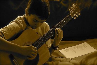 Tienes muchas razones para apoyar a tu hijo si quiere estudiar música