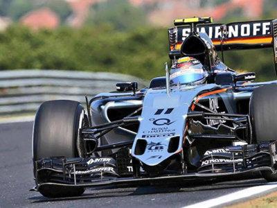 Sergio Pérez termina con los rumores de cara a 2016, se queda con Sahara Force India.