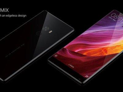 Mi Mix es el teléfono del futuro que imagina Xiaomi y Philippe Starck: 6,4 pulgadas sin marcos