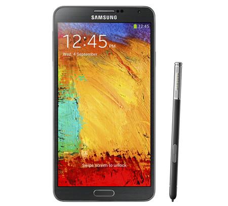 Samsung Galaxy Note 3 ya está aquí