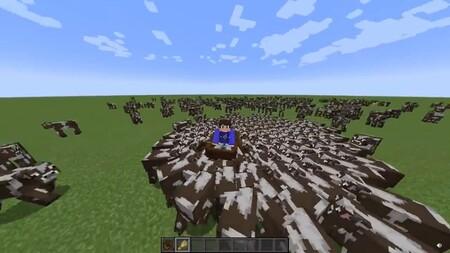 El nuevo método de transporte de Minecraft consiste en surfear vacas: solo necesitas un poco de trigo y un bote