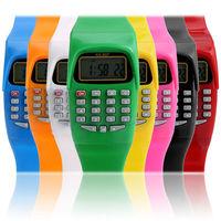 Reloj calculadora infantil, en 7 colores a elegir, por 1,29 euros y envío gratis