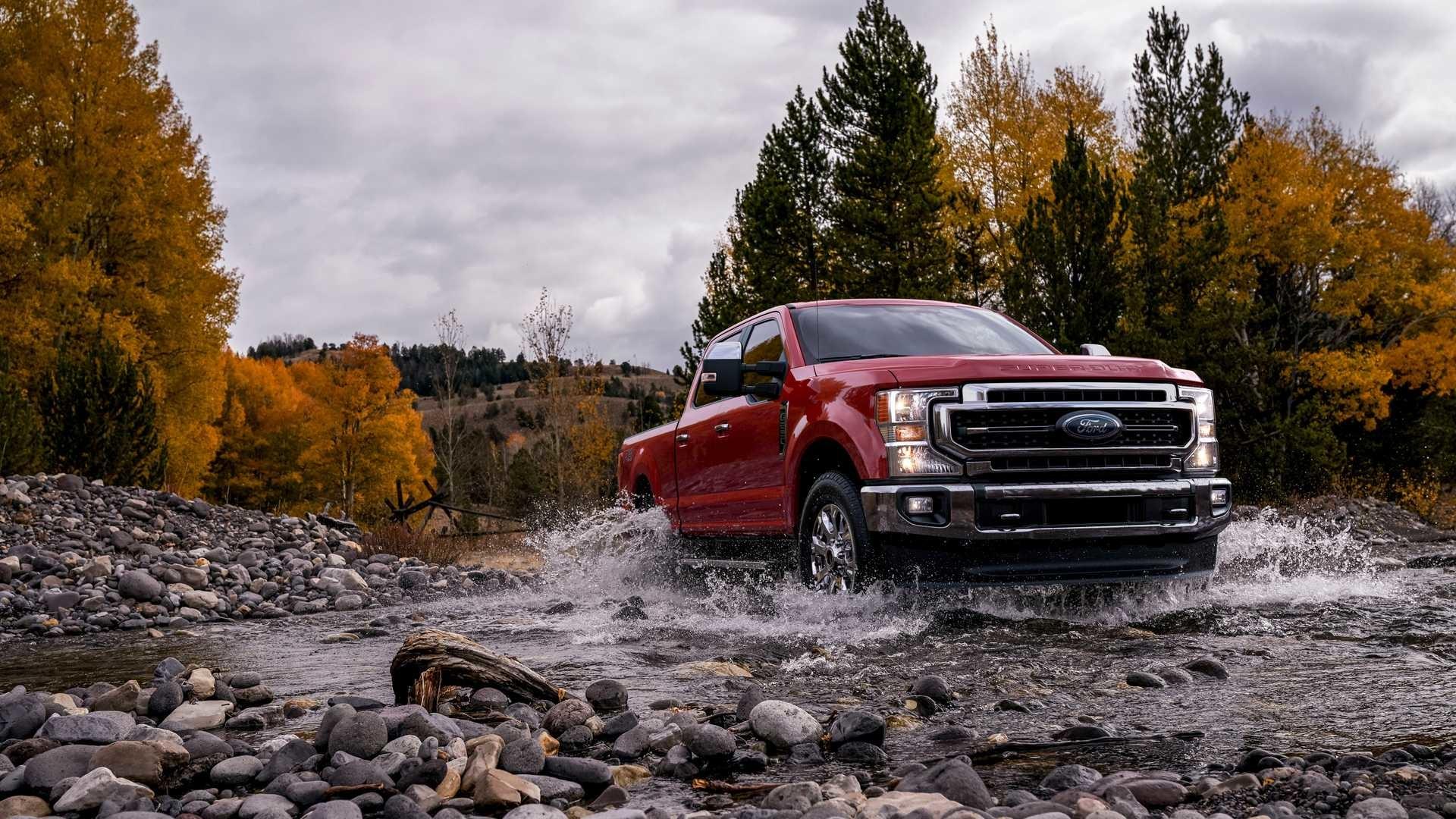 Foto de 2020 Ford Super Duty (29/36)