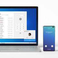 Windows 10 ya te permite vincular tu móvil Android para recibir y realizar llamadas desde tu PC