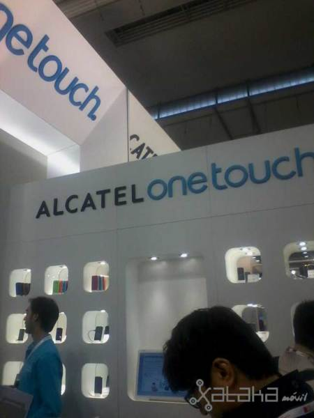 Alcatel One Touch Fire, cámara