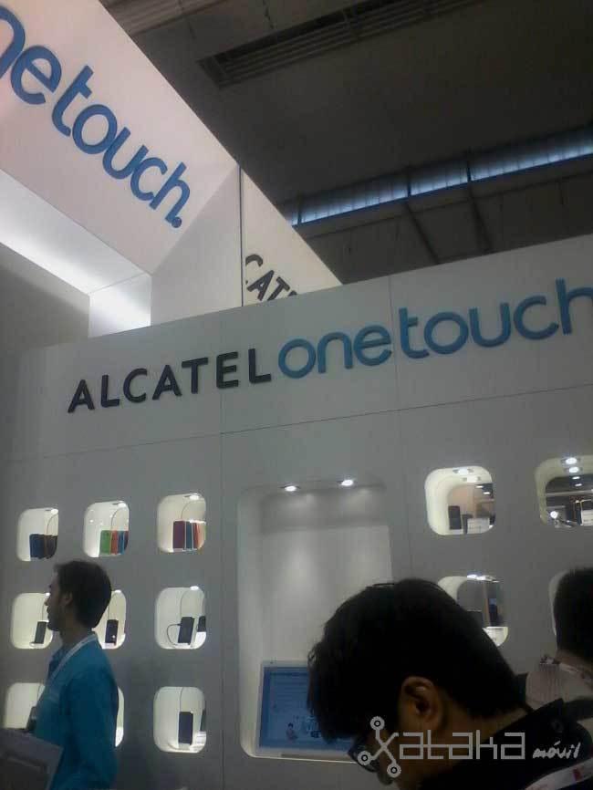 Alcatel One Touch Fire, cámara